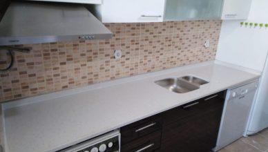 Boğazköy Çimstone Mutfak Tezgahı