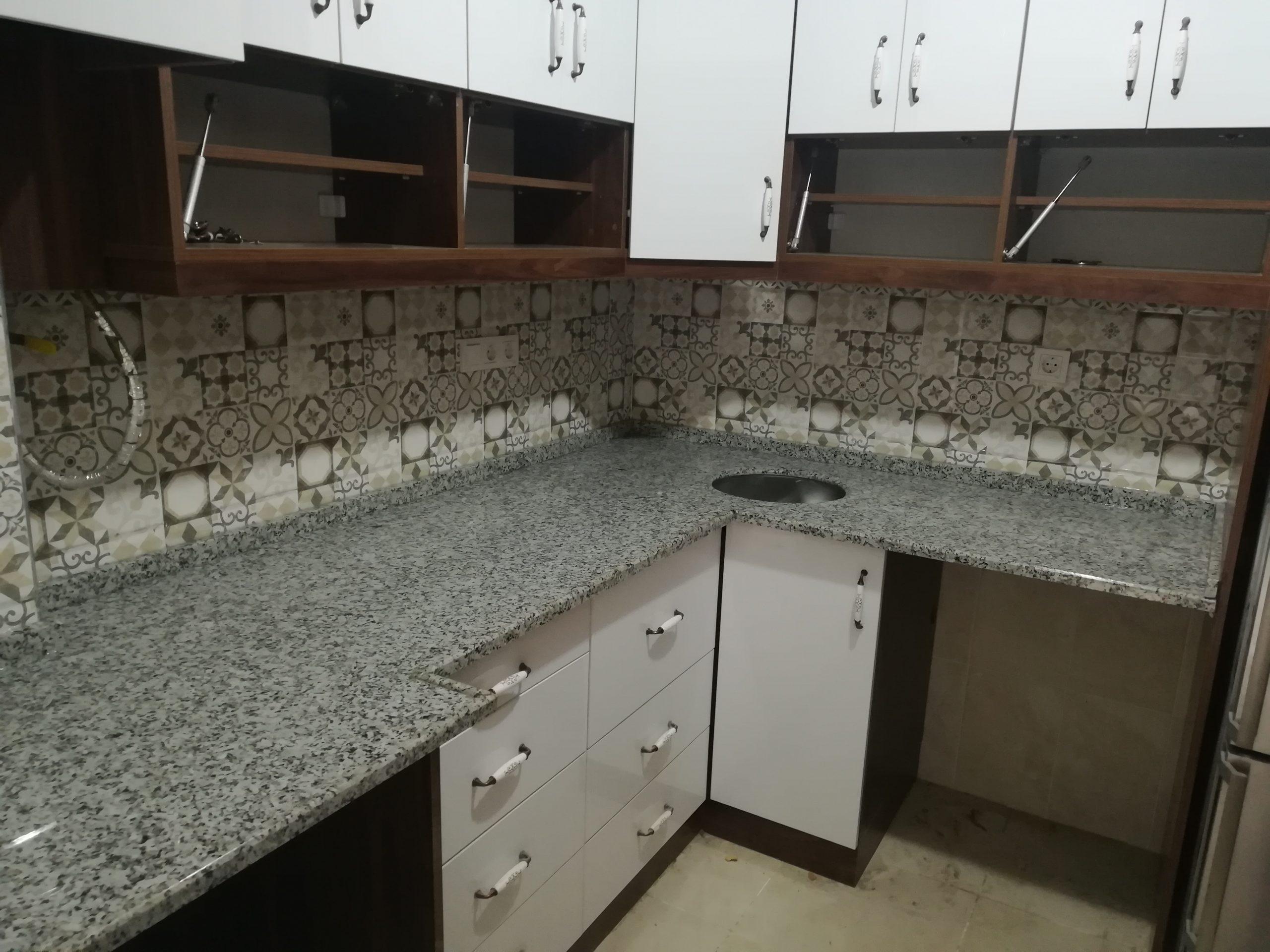 Küçükçekmece Uygun Fiyat Granit Mutfak Tezgahı