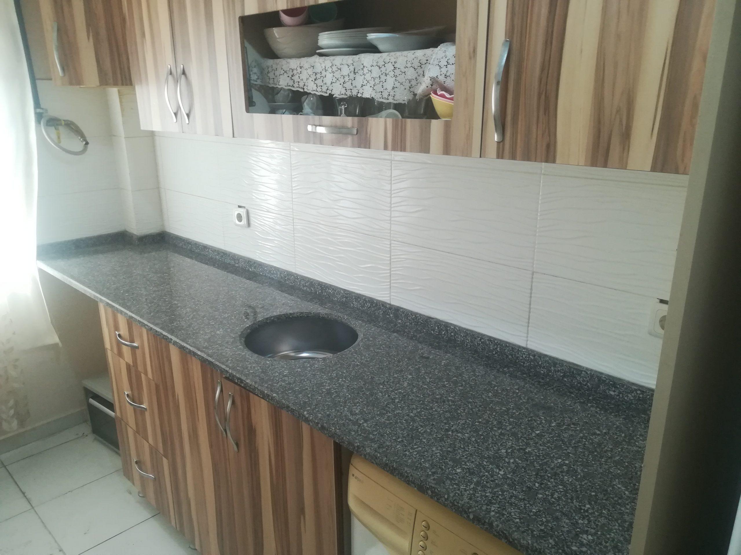 Esenyurt En Uygun Fiyat Granit Mutfak Tezgahı