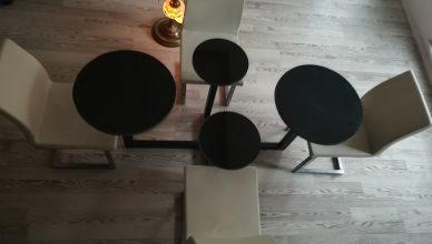 Yeni Tasarım Granit Masa