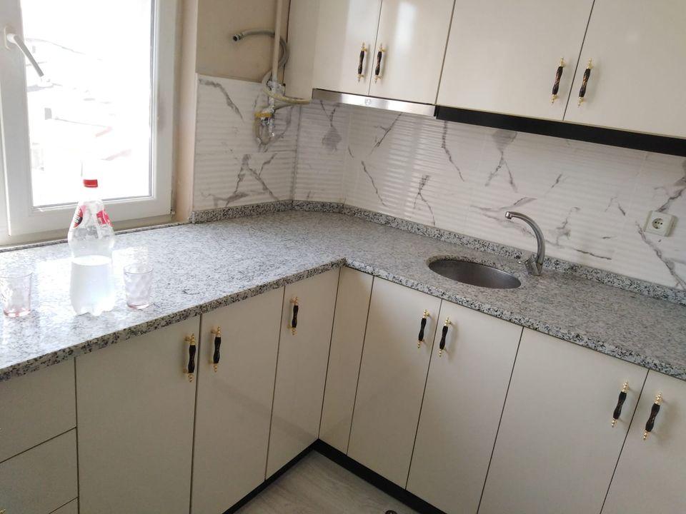 İstanbul Esenyurt Uygun Fiyat Granit Mutfak Tezgahı